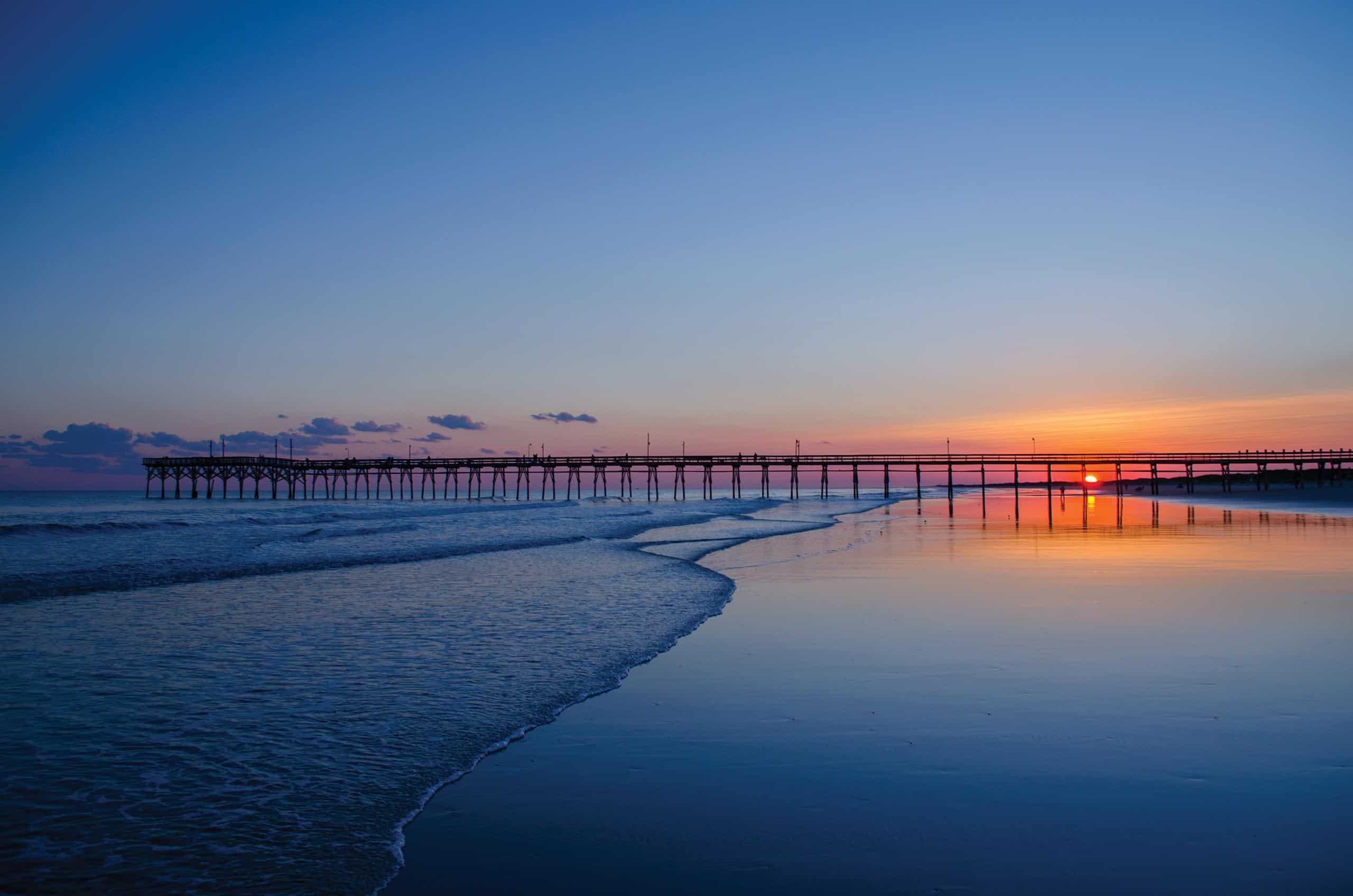 Sunset Beach North Carolina Beach and Coast